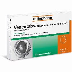 VENENTABS RATIO RETARDTABL